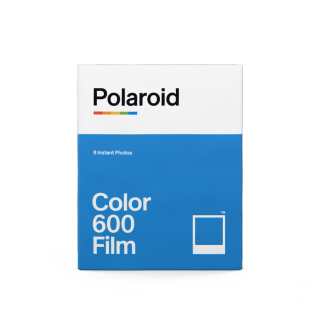 Film máy chụp ảnh lấy liền - phim màu Polaroid 600 thumbnail