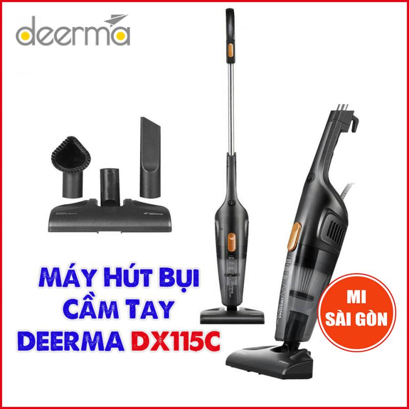 Máy Hút Bụi Cầm Tay DEERMA DX115C
