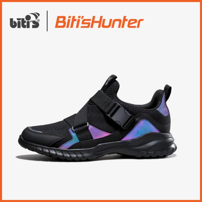 Giày Thể Thao Nữ Bitis Hunter X BKL - Midnight Black Inverted DSWH02302DEN giá rẻ