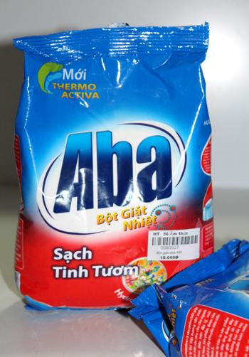 Giá Quá Tốt Để Mua Bột Giặt Nhiệt Aba 6kg