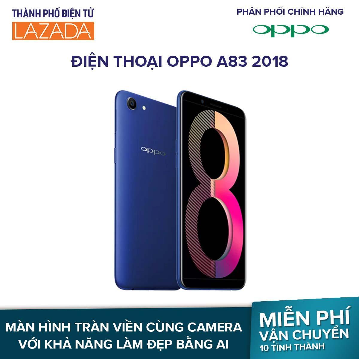 Điện Thoại OPPO A83 2018 - Hàng Phân Phối Chính Hãng