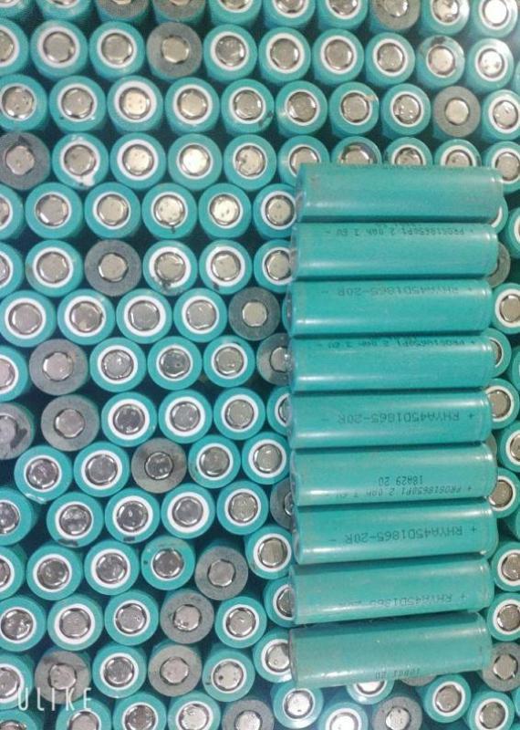 Bảng giá Compo 10 Cell Pin 18650-2600mah 4.2V Hàng nhập khẩu Phong Vũ