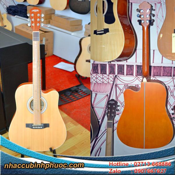 Đàn guitar Acoustic chính hãng Caravan