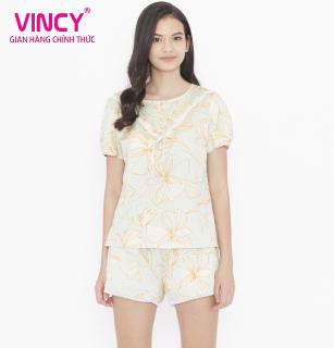 Bộ shorts kate Vincy BSK190S01 thumbnail