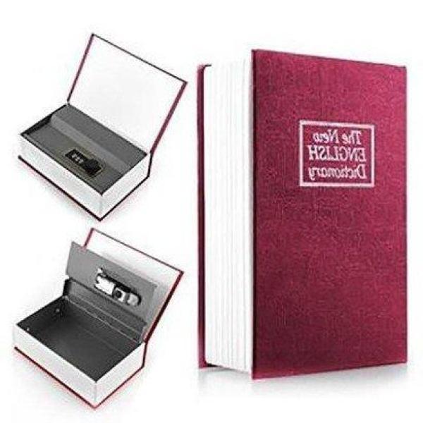 [HCM]Két sắt mini quyển sách - bí mật của riêng bạn