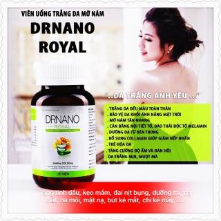 Chính Hãng - Date Mới - Mua 1 tặng 3 Viên Uống Trắng Da Giảm Nám DR Nano Minh Lady Beauty (Quà tặng ngẫu nhiên) thumbnail