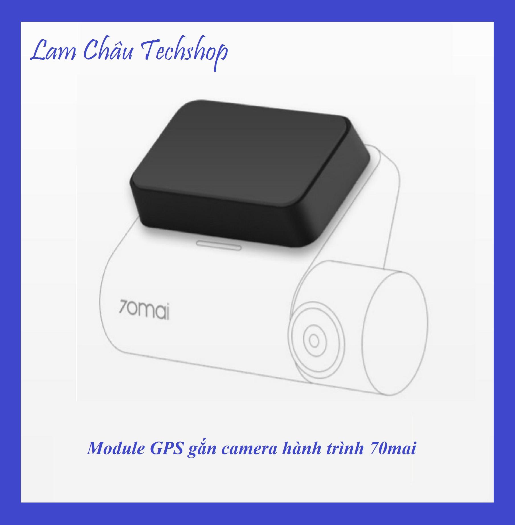 Module Gắn Camera Hành Trình Xiaomi 70mai Pro Giá Sốc Nên Mua