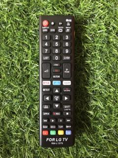 Điều khiển tivi LG RM-L1379 smart internet - tặng kèm pin - Remote LG RM-L1379 loại tốt thay thế tương thích hoàn toàn khiển zin theo máy 2