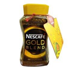 Chiết Khấu Ca Phe Nescafe Gold Blend 200G Nescafe