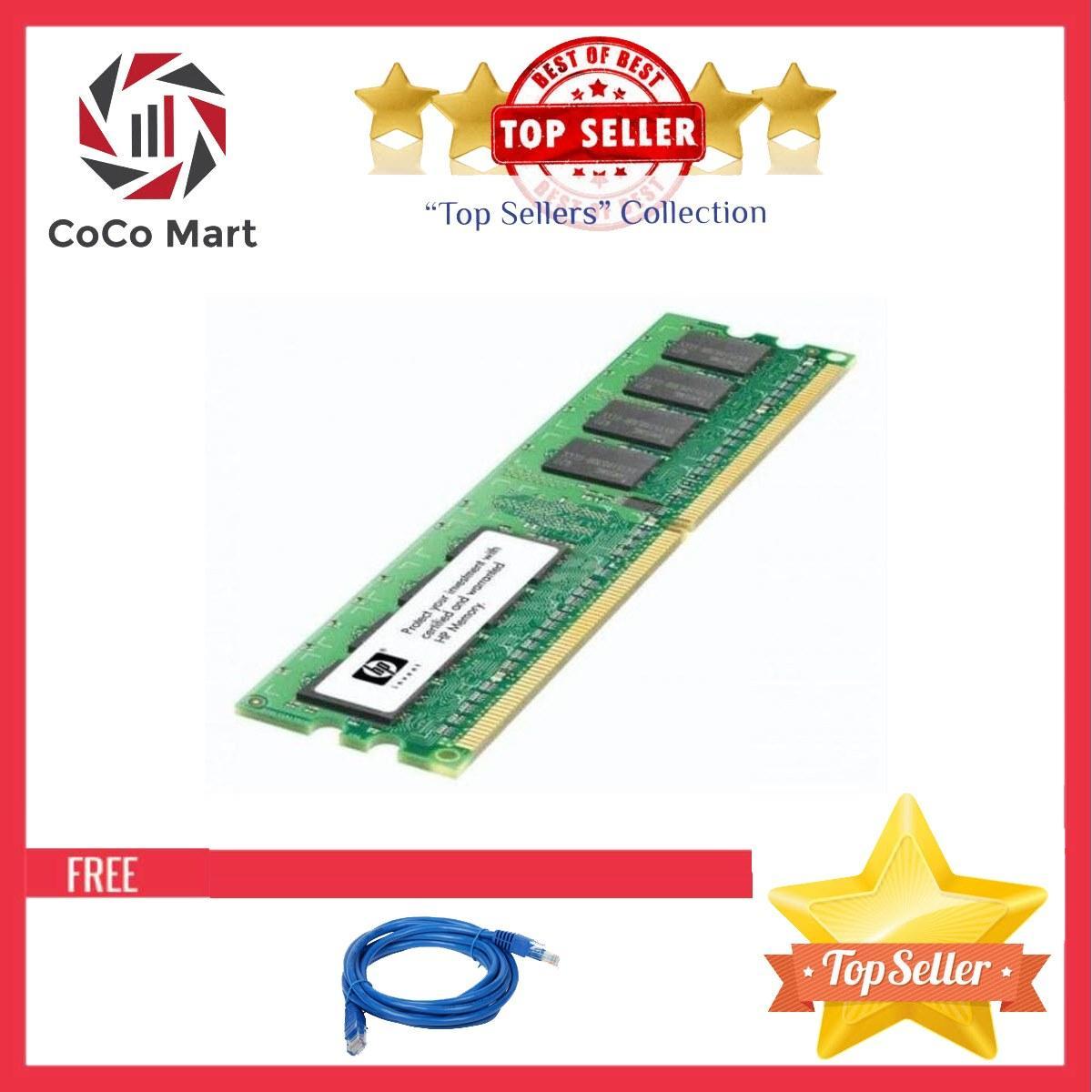 Ram Dành Cho PC HP 2GB, DDR 2, Bus 800Mhz Tản Nhiệt Tốt