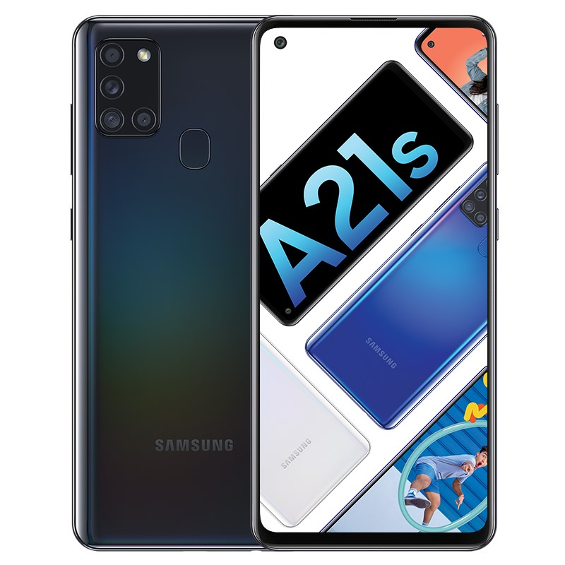 Điện Thoại Samsung Galaxy A21s (3GB/32GB)- Bộ 4 Camera Sau Chính 48MB Màn Hình Tràn Viền 6.5\
