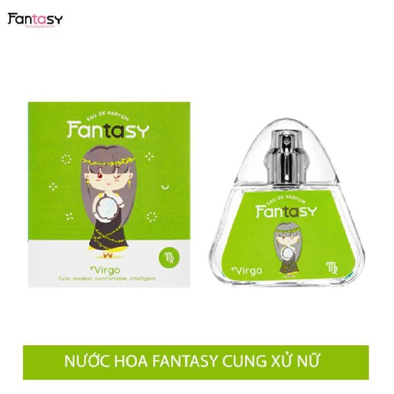 Nước hoa Fantasy 12 cung hoàng đạo - Xử Nữ (Virgo) 20ml
