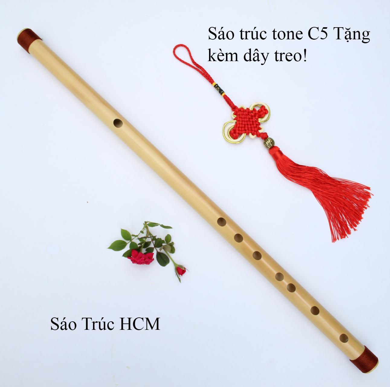 Sáo Trúc C5 cho người bắt đầu chơi sáo