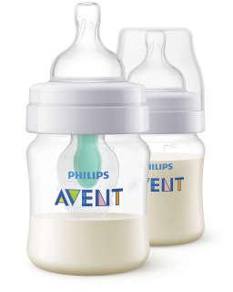 02 Bình sữa Philips AVENT Classic 260ml có van giảm đầy hơi thumbnail