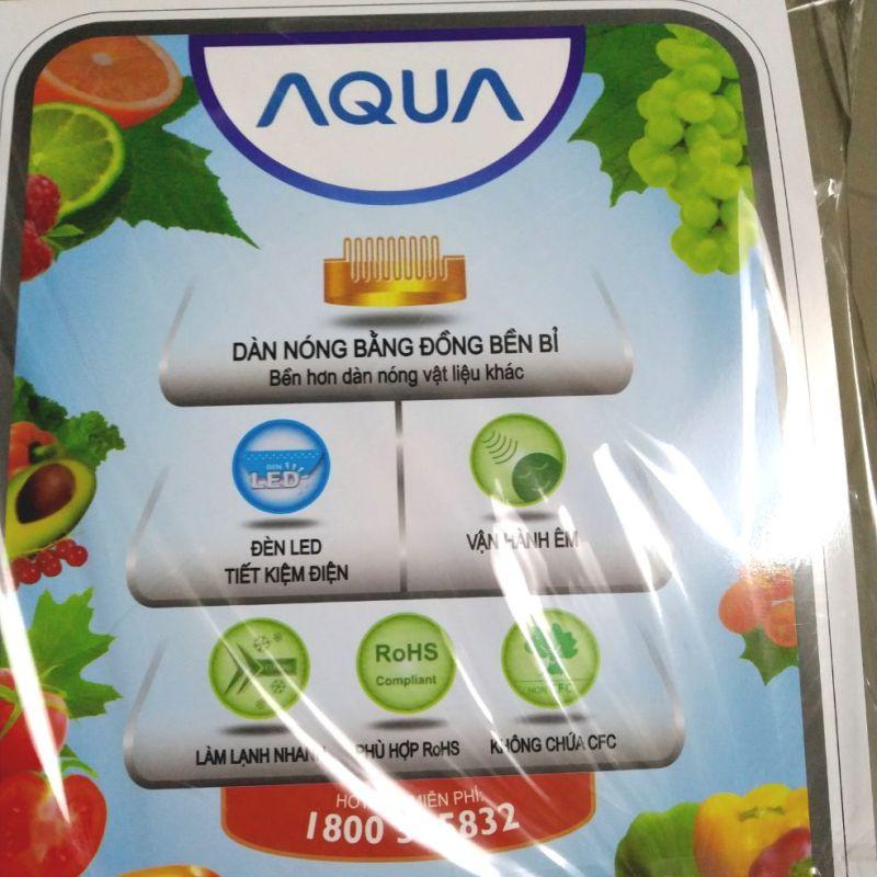 tem tủ lạnh mini Aqua