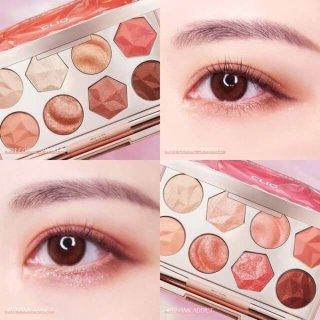 Bảng Phấn Mắt Có Nhũ Siêu Lấp Lánh Clio Prism Air Eye Palette - Những loại phấn mắt rẻ đẹp - Màu mắt - Phan mat thumbnail