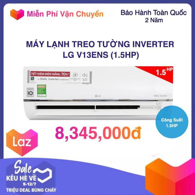 Bảng giá Máy Lạnh Inverter LG V13ENS (1.5HP) - Trắng (NEW) Điện máy Pico