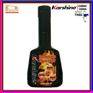 [SỐC] Phụ gia xăng Karshine benzine booster 50ml ThaiLand thumbnail