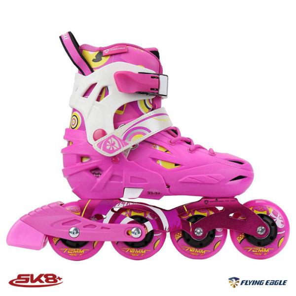 Phân phối [Lấy mã giảm thêm 30%]Giày trượt patin cao cấp giày patin trẻ em flying eagle s5s (tặng ngay bộ bảo vệ chân tay gối)