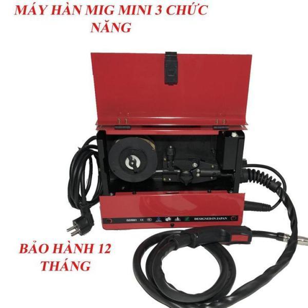 Máy hàn Mig SASUKE 200 -Tặng kèm cuộn dây lõi thuốc 1 kg +cuộn dây hàn 1kg inox. không dùng khí 3 chức năng Bảo hành 12 tháng