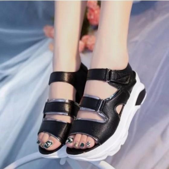 Giày Sandal nữ phong cách Hàn Quốc - SD028