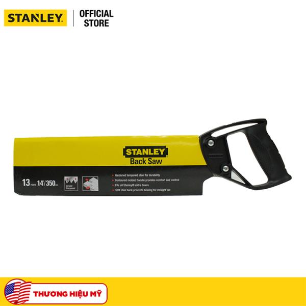 Cưa thẳng lá bản lớn 14 Stanley 15-509-23