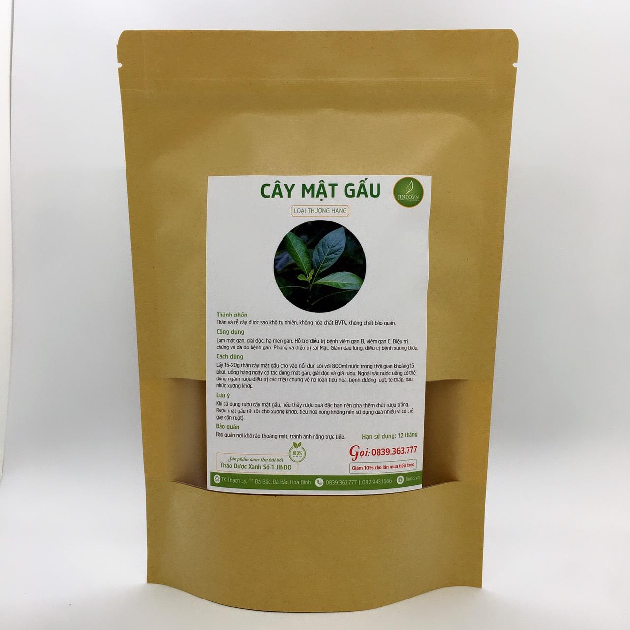 Cây mật gấu  sấy khô 500gram loại thượng hạng -TM008 nhập khẩu