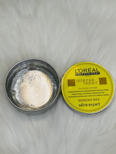 Wax Sáp vuốt tóc thương hiệu LORÉAL 100ml (sáp trong)– Tạo kiểu khô, không bóng, giữ nếp lâu. giá rẻ