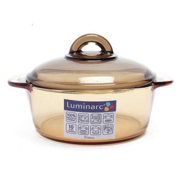 Nồi thủy tinh Luminarc không sử dụng bếp từ 1.5L - C6313