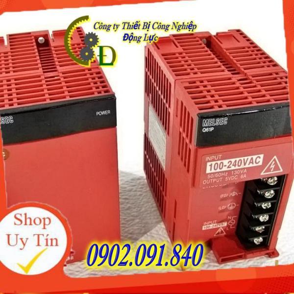 Bảng giá BỘ NGUỒN PLC Q61P Mitsubishi. Power supply Q61P. Cam kết Hoàn Tiền nếu có bất cứ sai sót gì Phong Vũ