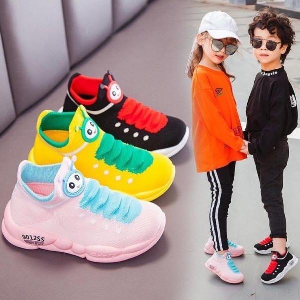 Giá bán (F7) Giày Hình Sâu Cao su non cho Bé Hàng Quảng Châu Cao Cấp
