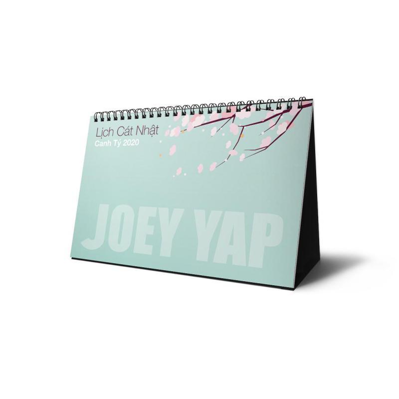 Lịch bàn phong thủy CÁT NHẬT chọn ngày tốt hướng tốt khu vực tốt Canh Tý 2020 - Joey Yap