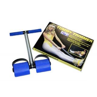 [Màu ngẫu nhiên] Dụng cụ tập thể dục đa năng, dây kéo lưng bụng, dụng cụ thể thao kéo lò xo Tummy Trimmer chất lượng, giá tốt thumbnail