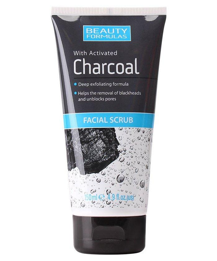 TẩyTế Bào Chết Beauty Formulas Charcoal Facial - 150ml