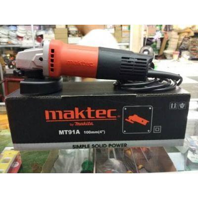 Máy mài góc Maktec MT91A (540w - dùng đá 4 inch)