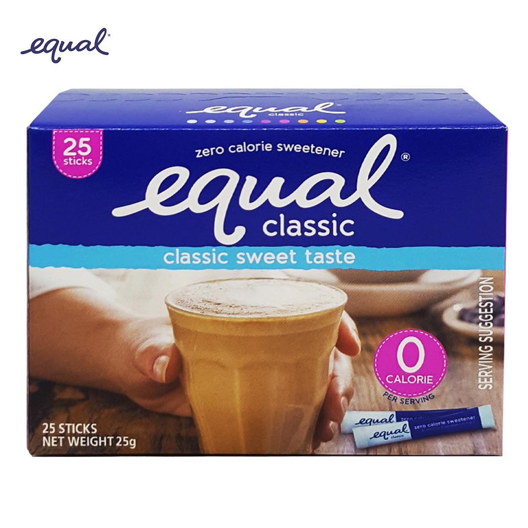 Đường ăn kiêng Equal Classic 25g