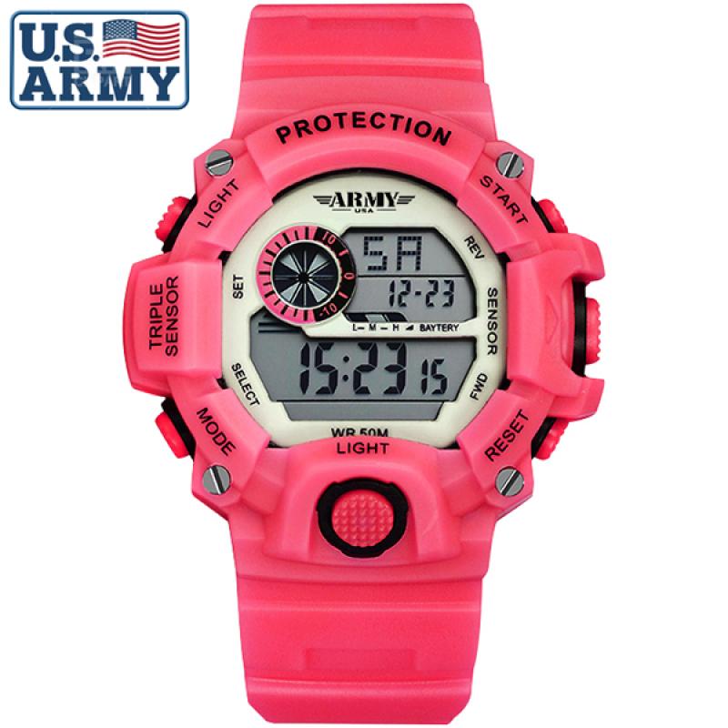 Đồng hồ Trẻ Em ARMY USA An toàn tuyệt đối cho Bé, Chống Sốc, Chống Nuốc Tốt bán chạy