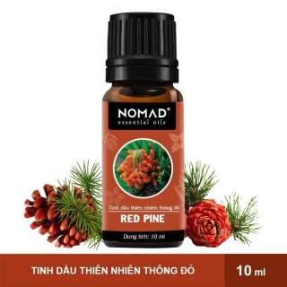 Tinh Dầu Thiên Nhiên Nguyên Chất 100% Thông Đỏ Nomad Essential Oil Red Pine thumbnail