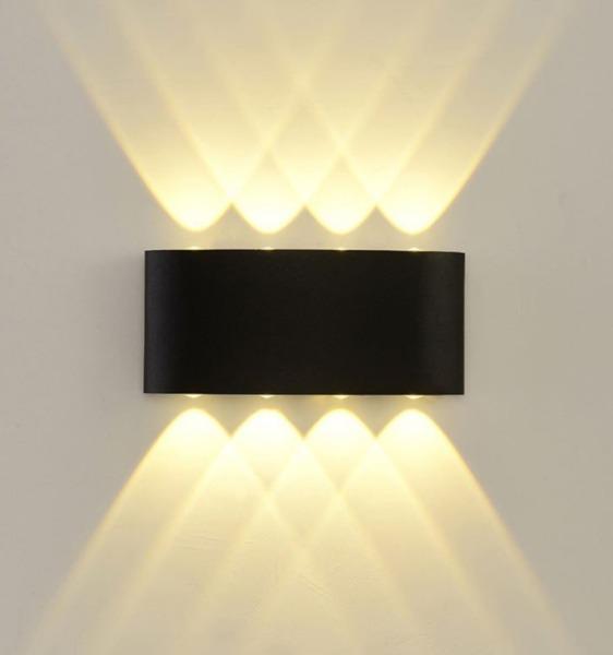 Đèn tường HEVEN trang trí nội thất hiện đại, sang trọng.
