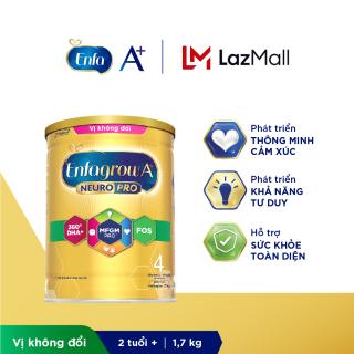 Sữa bột Enfagrow A+ Neuropro 4 Vị Không Đổi với dưỡng chất DHA & MFGM cho trẻ từ 2 - 6 tuổi - 1.7kg thumbnail