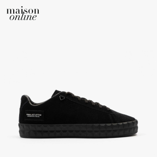 PUMA - Giày sneaker nữ Outlaw Moscow Court Platform-367097-01 thumbnail