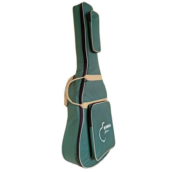 Bao đàn guitar 4 lớp vải bố vải dày màu đẹp có chữ - Duy Guitar Store