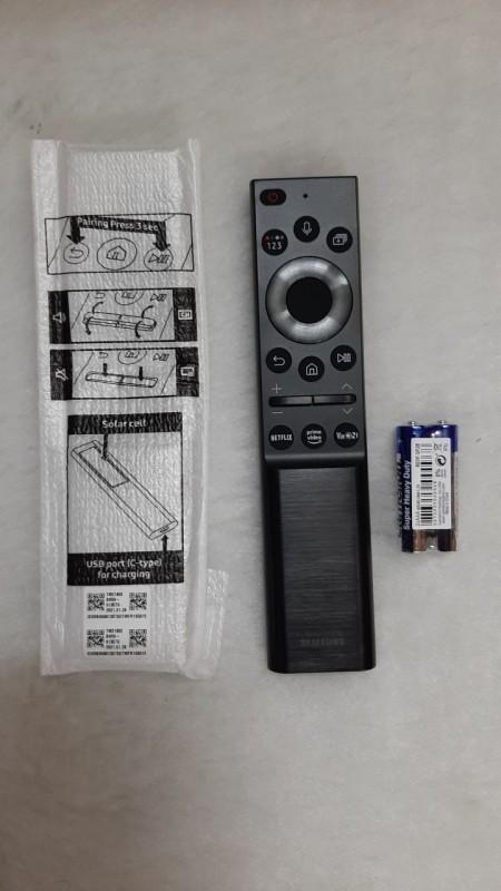 Bảng giá Điều Khiển Tivi Samsung 8K Eco ( Dòng Dùng Pin Năng Lượng Mặt Trời ) Hàng Chính Hãng Mới 100%