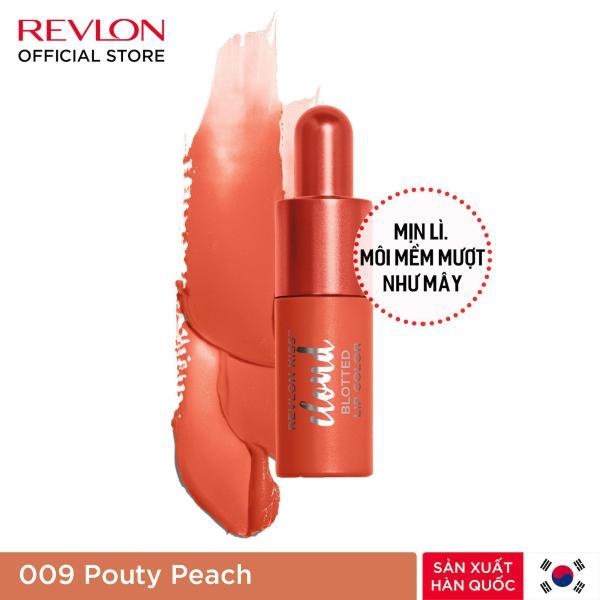 Son mây Revlon Kiss Cloud Blotter Lip Color 5ml (HSD dưới 9 tháng)