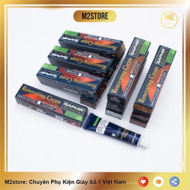Kem chữa xước và phục hồi màu sắc da Creme Renovatrice Saphir (XDG22) giá rẻ