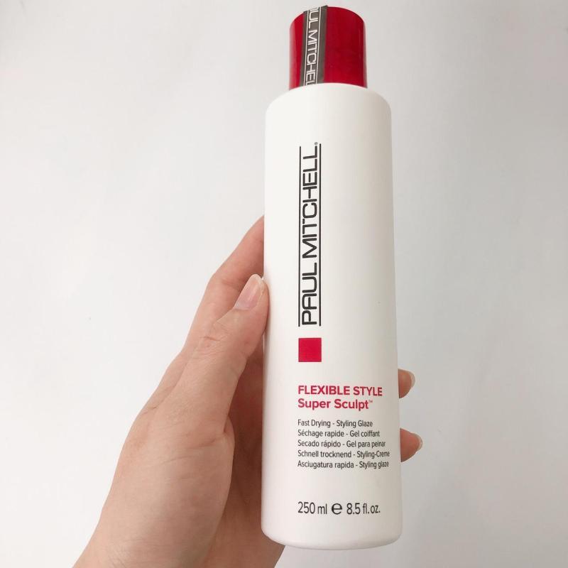 Gel tạo nếp tóc uốn (mùi táo xanh) Paul Mitchell Flexible Style Super Sculpt gel 250ml giá rẻ
