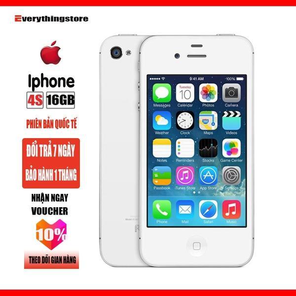 Điện thoại PHONE 4S - 16GB - Bảo hành 1T - Everything Store 1983