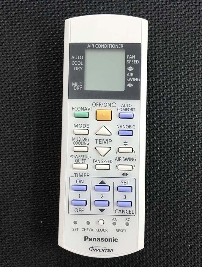 Bảng giá Điều khiển điều hòa panasonic inverter 1 Chiều xịn (trắng) Điện máy Pico