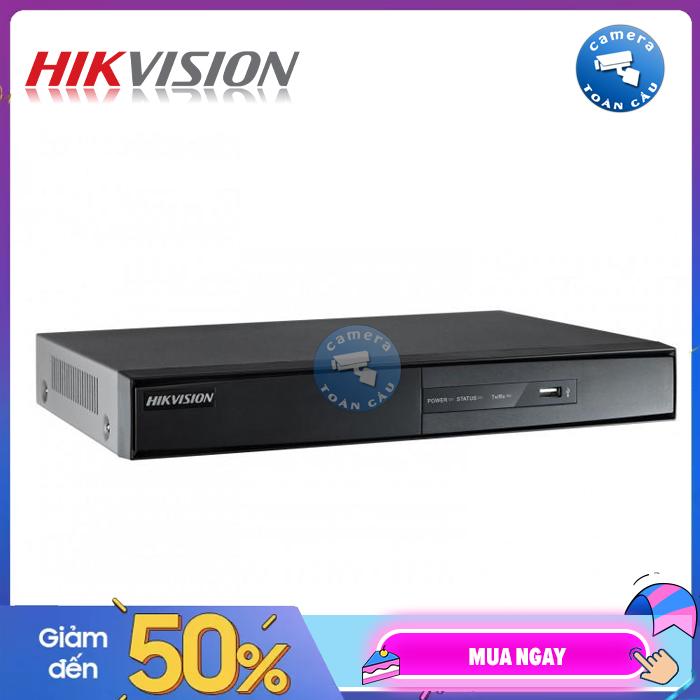 Đầu ghi hình HD TVI Hikvision DS-7216HGHI-K1 chuẩn H.265+