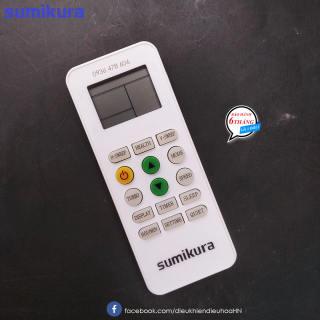 Remote điều hòa máy lạnh Sumikura chính hãng